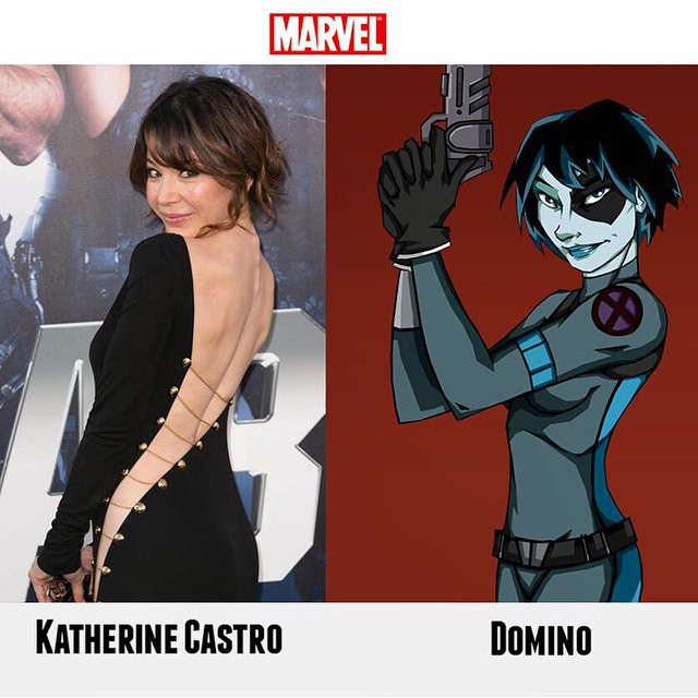 @Marvel this was created by @likodemus and I must say, I agree w him! #Avengers #CaptainAmerica #DOMINO @lizrodriguezemr