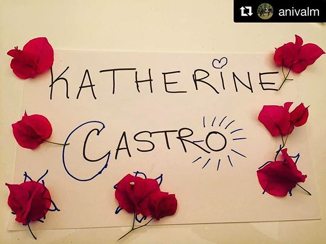 @anivalm always finds a way to make me laugh!! #hilarious #laughteristhebestmedicine #vegasbaby #Repost @anivalm ??? Wondering if this is too much to announce my #client Katherine Castro on the #redcarpet tomorrow..........maybe its still missing some #glitter and #rhinestones @officialkatherinecastro #lol #katherinecastro #laughingisthebestmedicine