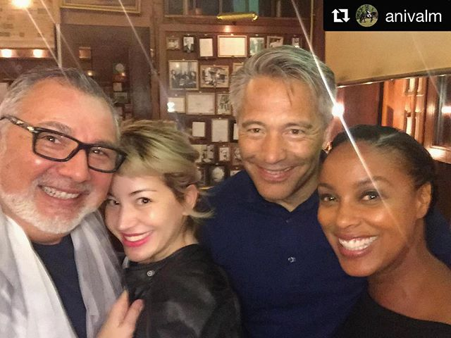 An image worth a thousand words! #happyinberlin #artists #friends #brothersandsisters #kindredspirits #Repost @anivalm with @repostapp ??? Wonderful last night in #beautiful #Berlin.......with great company. @capricecrawford_ligthart @officialkatherinecastro #friends #love #instatraveling #instafollow #instamood #instadaily #germany