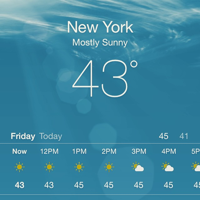 Brrrr...but I love it! #Constellations #hereicome #NYC @city_of_newyork