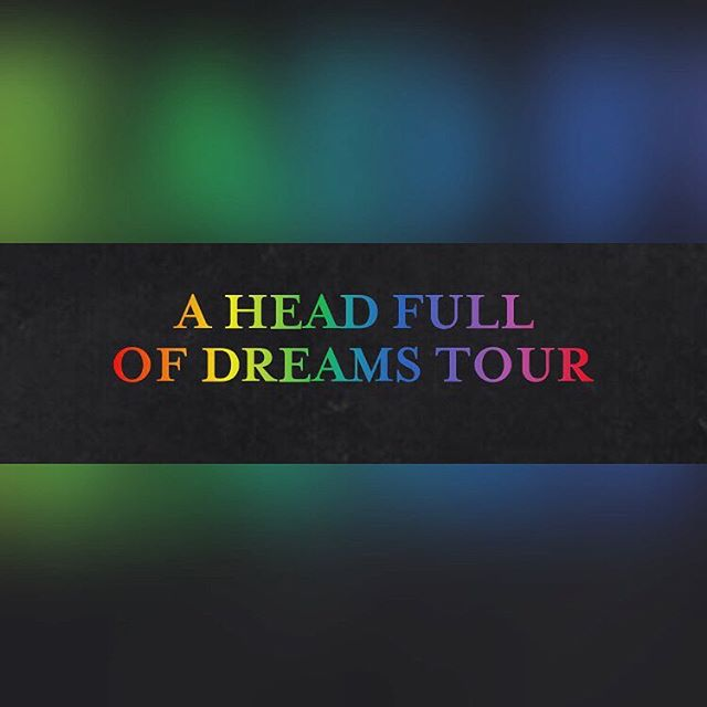 Countdown....thanks for inspiring me @deimonc #headfullofdreams #dreamingawake