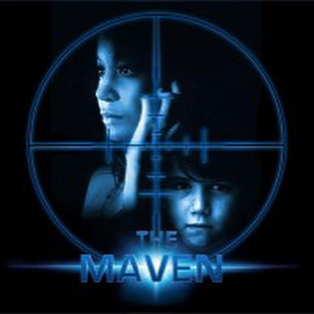 Delighted to share with everyone our first teaser poster for my next film, the action-thriller #TheMaven! More news coming soon! #actress #producer #featurefilm #DR. #LA #herewego @lizrodriguezemr @5elsadealms @pmustonen @deigalan @romeroangie