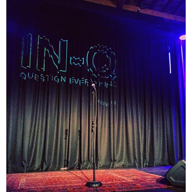 Everything In-Q... #Poetrynight #spokenword #InQ #questioneverything #ialwaysdo #wanderlust #hollywood @inqlife