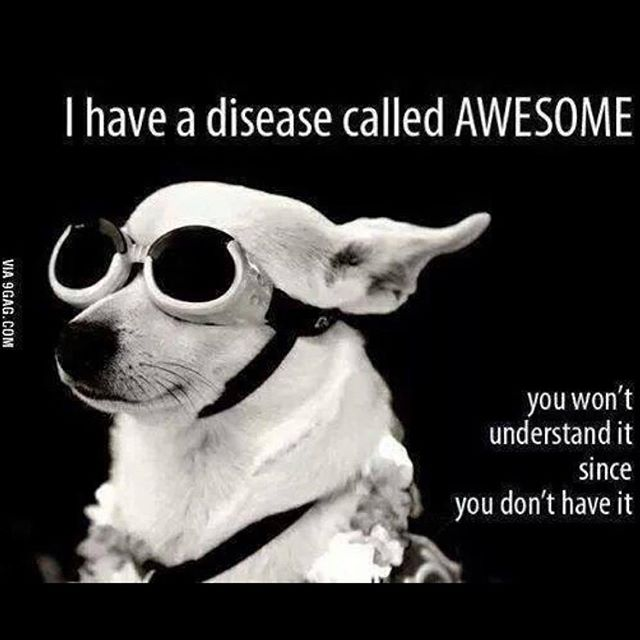 It is highly contagious though  #HappyFriday