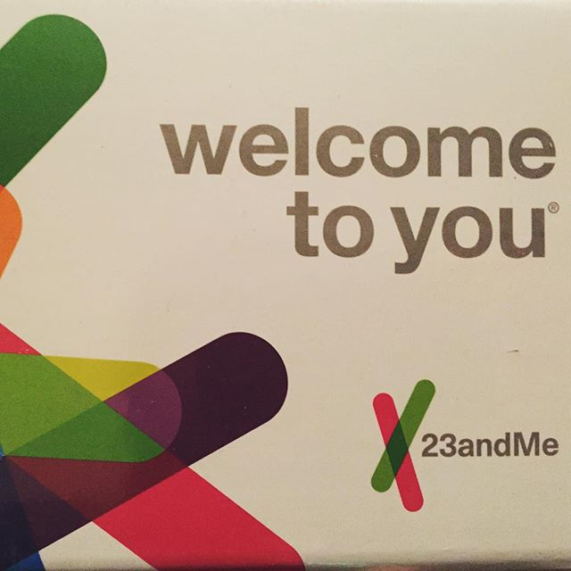 Japanese, Chinese, Russian, French,Venezuelan, Colombian, Spanish, are just some of the places I've been asked if I am from. Everything except #DominicanRepublic and since we are all mixed, now I will learn what's in my mix! #Chromosomes #dna #genes #ilovescience #23andme #welcometome