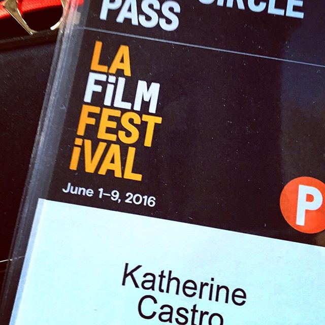 Kicking off the #LAFilmFestival tonight with #Lowriders at the #cineramadome in #Hollywood! #filmindependent #actress #producer #LA #filmfestival #premiere #arclight @filmindependent @arclightcinemas @lizrodriguezemr