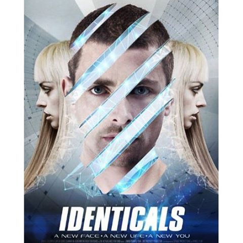Loved every bring about this movie: cinematography, subject and awesome score! #identicals #uk #london #film #neonoir #scifi #love