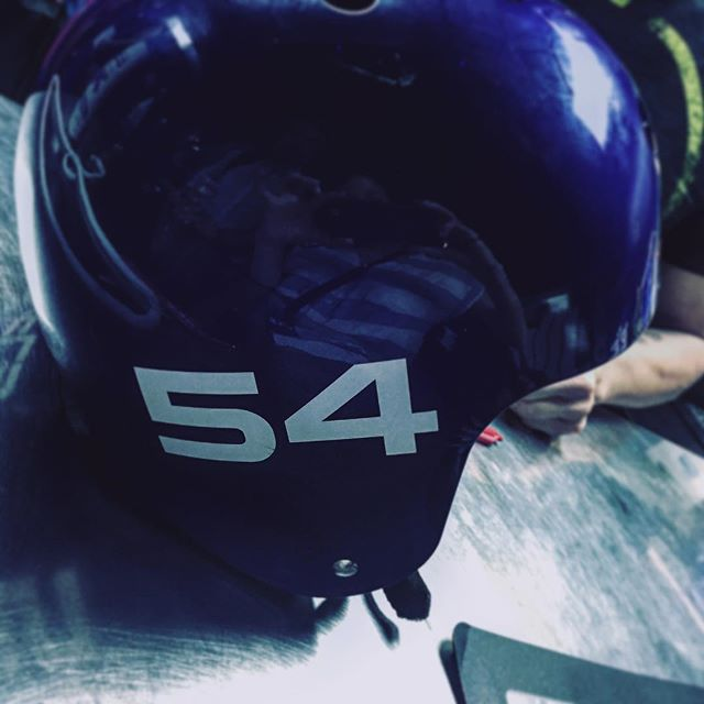 Lucky number 54 was the helmet at my #ifly #fun experience. It flew off my my head but it gave me some #memories for a #lifetime. I can't wait to #fly again! #Ifly #flyinghigh #Citywalk #summer #summertime #summervibes #somuchfun