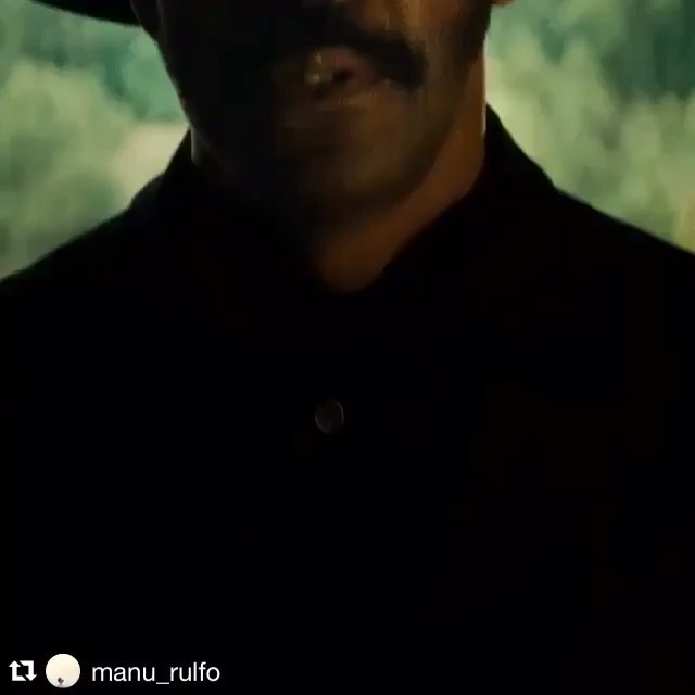 Mi Manu!!! @manu_rulfo que emoción!! / can't wait to see you my friend, next #Denzel on the big screen!!! #M7 #magnificent7 ? @bettymaecasting