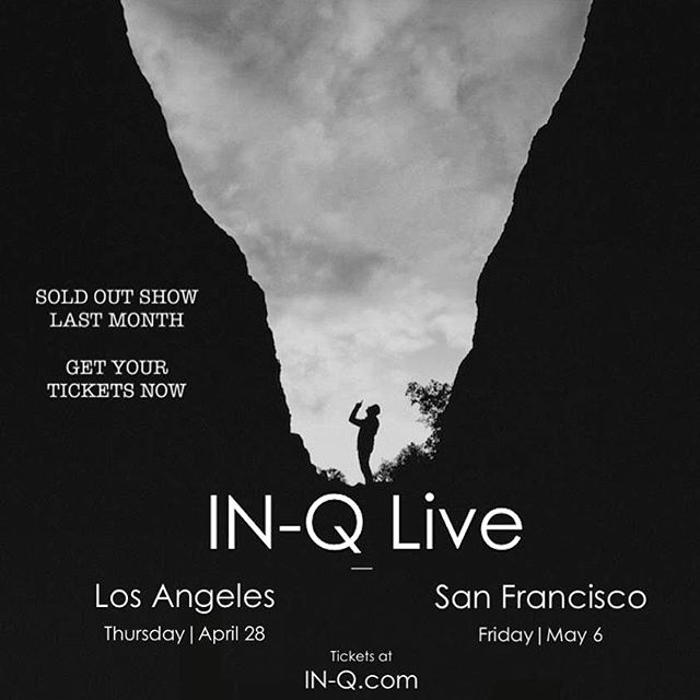 Missed last month's performance cause I was out of town but not missing this one. I got my tickets. Who's going? #InQ #art #beauty #spokenword #poetry #poetrynight #questioneverything #ialwaysdo @inqlife