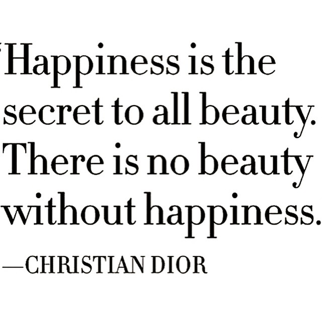 Real beauty does come from inside!