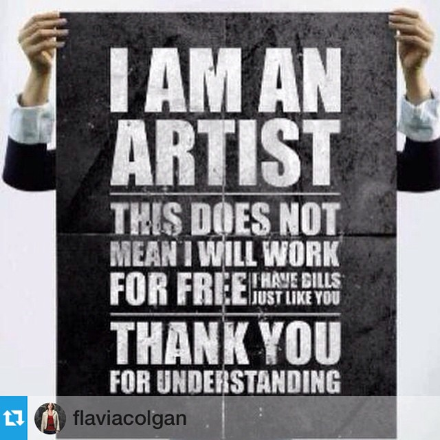 #Repost from @flaviacolgan with @repostapp ---