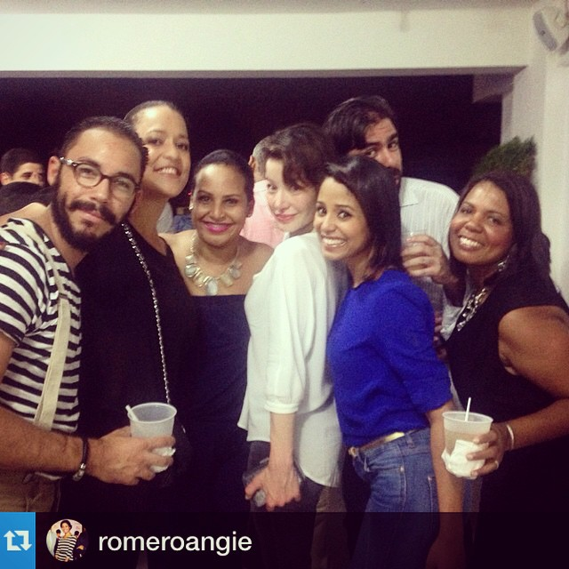 #Repost from @romeroangie with @repostapp --- Amigos