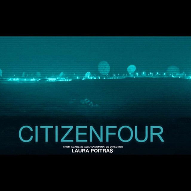 Run to watch this documentary. You will Thank me later! #citizenfour #spiritawards #filmindependent @citizenfour