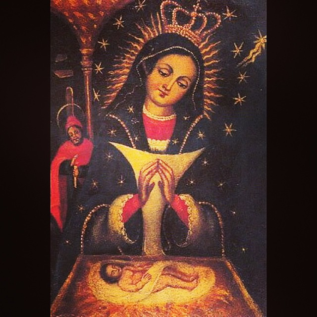 Today Dominicans all over the world celebrate the day of our Patroness Our Lady Of The Highest Grace, Nuestra Señora de la Altagracia. May our loving Holy Mother bestow her Grace on humanity on this day and always. Amen.