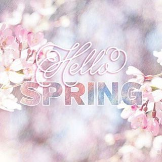 Welcome spring!!! #beauty #beautyeverywhere #favoriteseason #hellospring #springisintheair