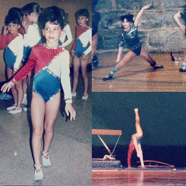 #fbf taking it way back to when I started dance and gymnastics... once a dancer always a dancer. Those are unforgettable days #actress #tinytots #ballet #jazz #tap #gymnastics #singing #performing #play #playful #childatheart #fun #goodtimes