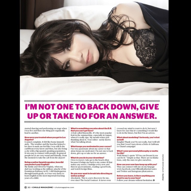 #tbt my #ChuloMagazine interview and even though it's a throw back, those words are as true today as ever! #AdamHendershott #Photography #MUA #Hair #VioMeyners @chulomagazine @lizrodriguezemr @adamhendershott @violetartistry