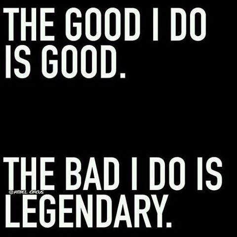 #thoughtoftheday #picoftheday #itsgoodtobebad #goodnight